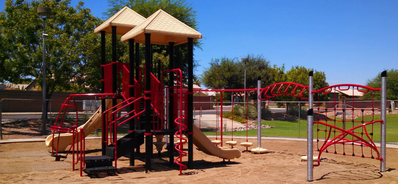 State-of-the-Art Commercial, Park and School Playgrounds